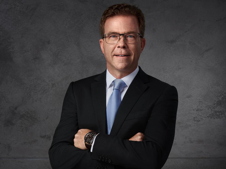 Jan Becker CEO Porsche Design