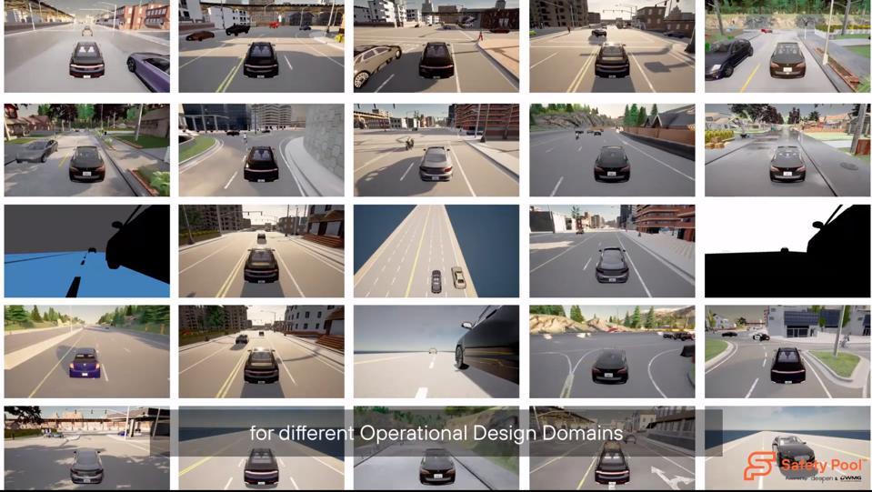 Driving simulations