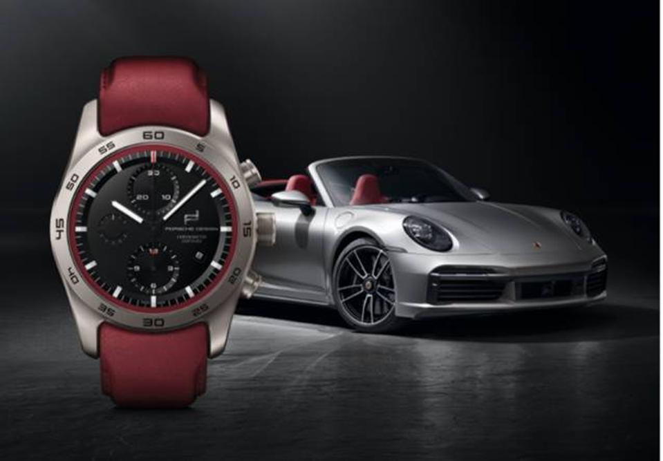 Custom Porsche Design Chronograph