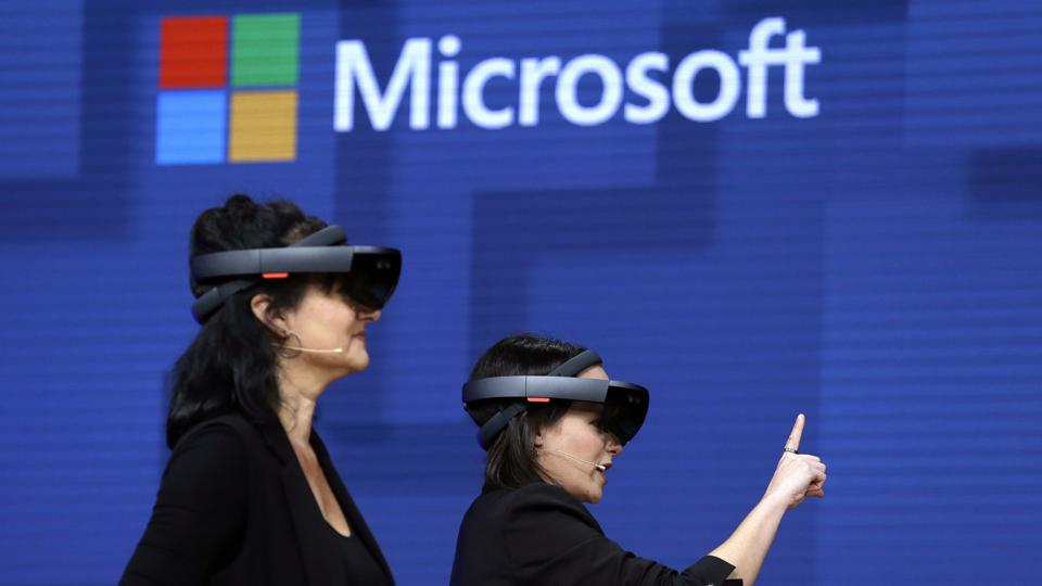 Microsoft Army Headsets