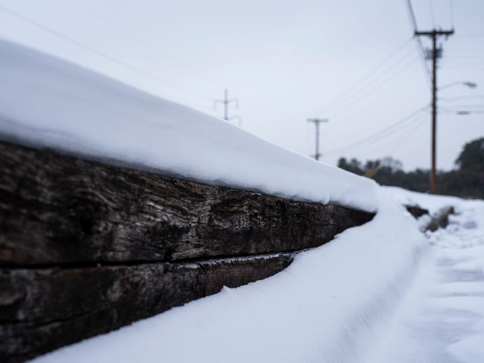 The blizzard and blackouts left many people worried about their electricity bills.