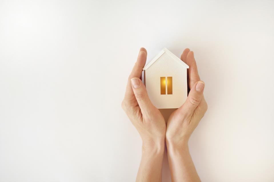 A smaller home means less expenses and responsibilities