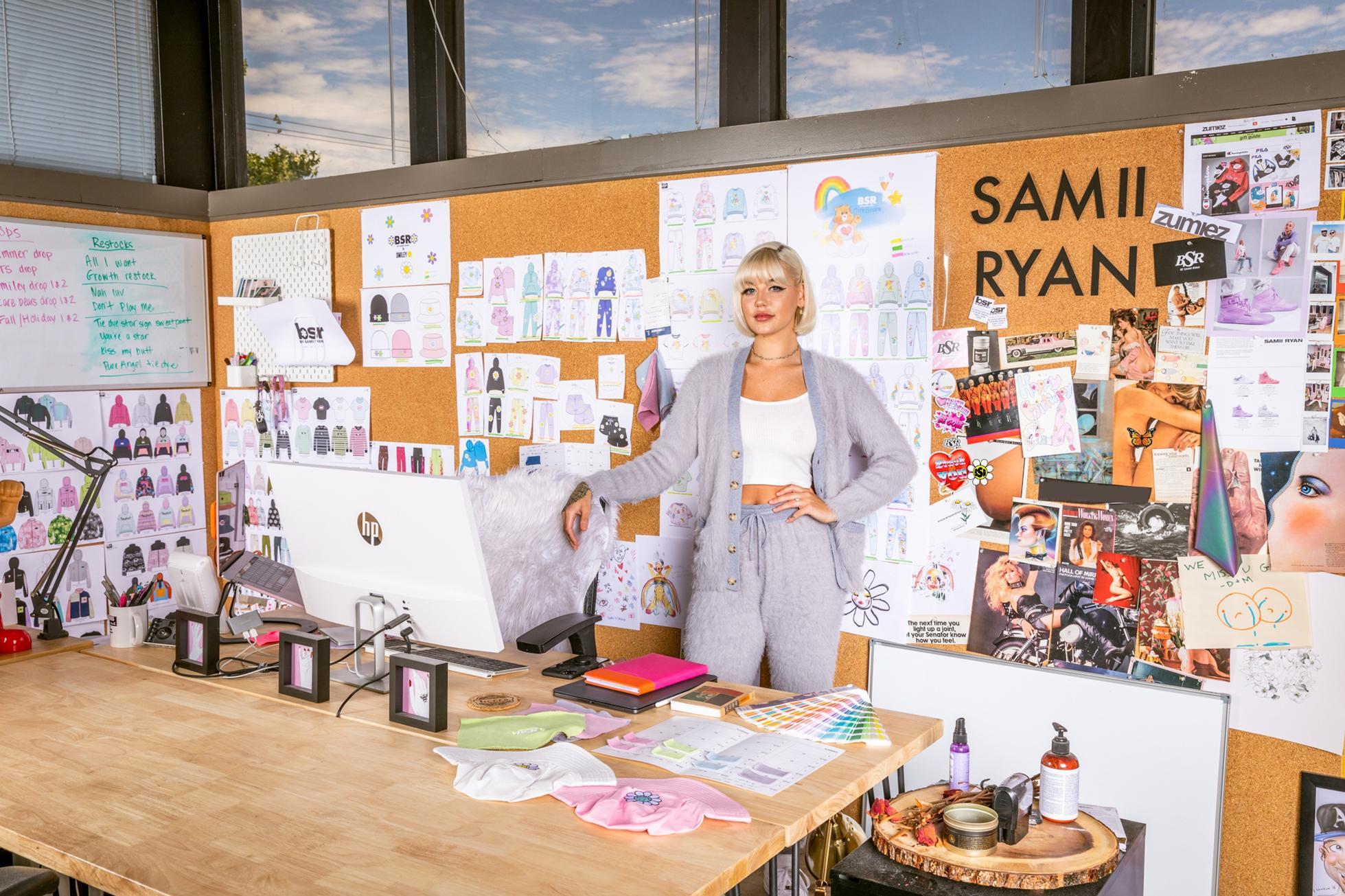 Samantha Franz
