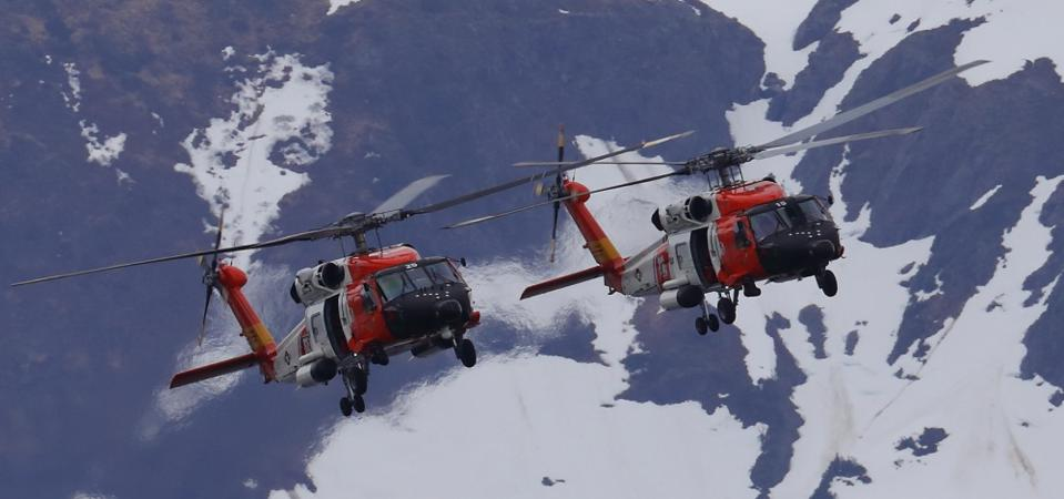 New helicopter capabilities will enable Coast Guard operations in the Arctic and Antarctic