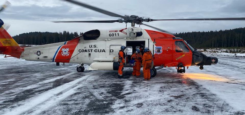 Will the Coast Guard's old POPDIV return?