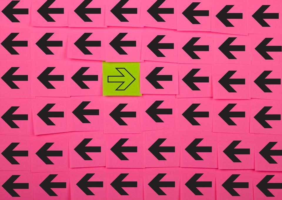 arrow contrarian