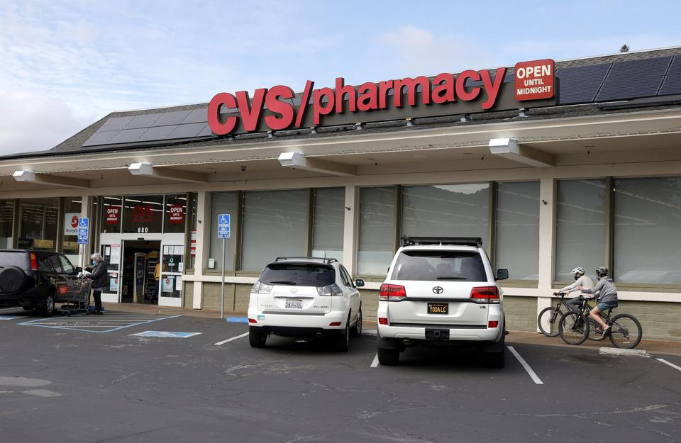 CVS Beats Revenue Expectations Aided By COVID-19 Testing And Vaccinations