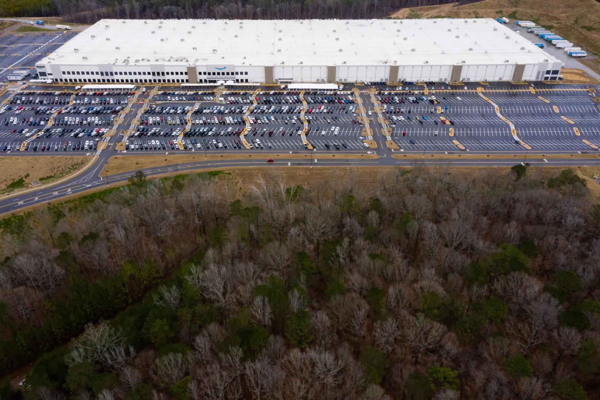 The Bessemer site, which is Amazon's first fulfillment center in Alabama, opened last March. It was heralded by local officials for bringing jobs and tax revenue, with an economic impact estimated at $202 million.