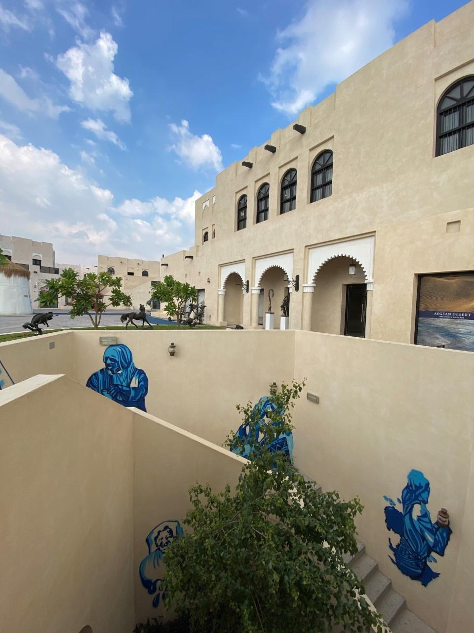 Qatar art scene