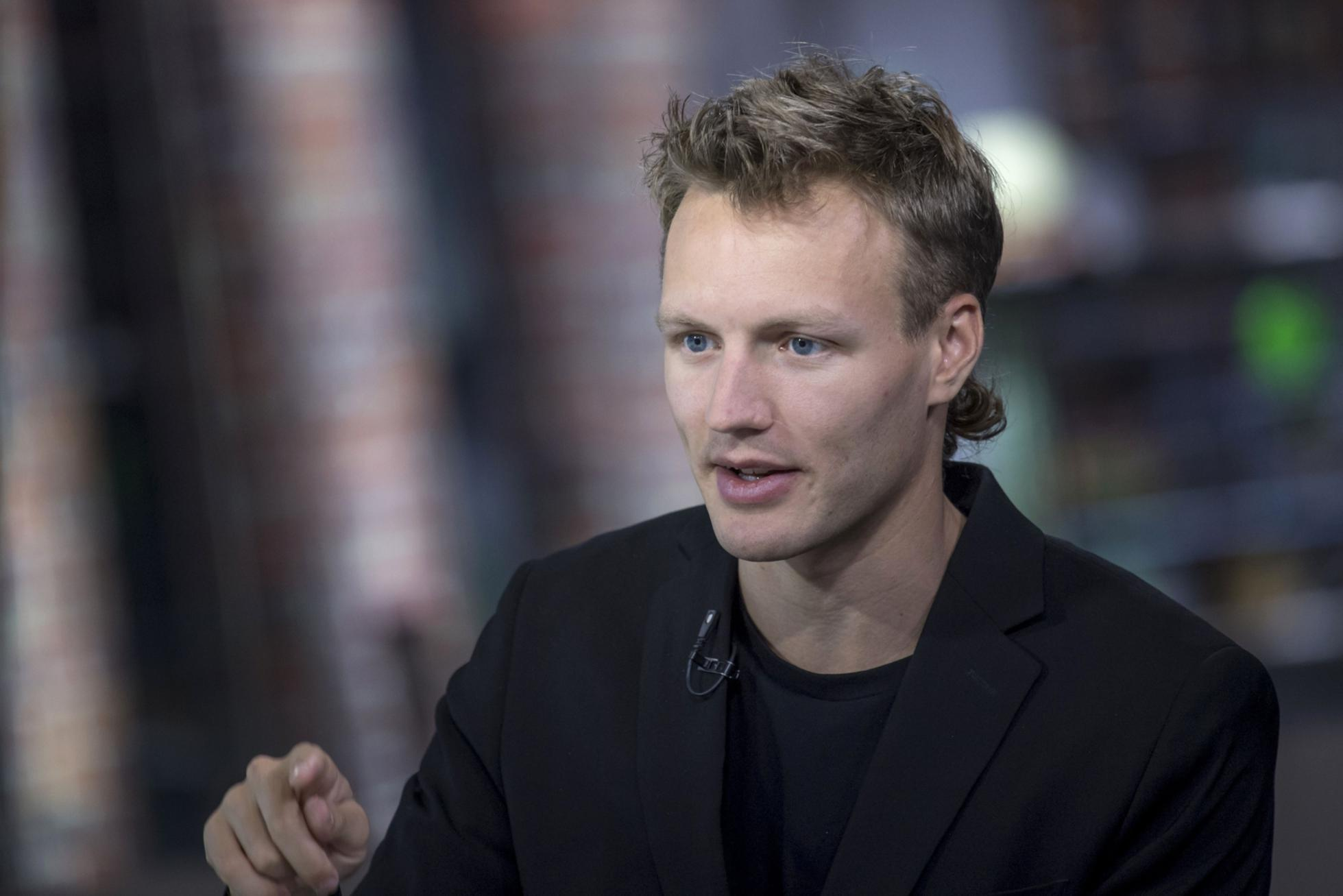 Polychain Capital Founder And Chief Executive Officer Olaf Carlson-Wee Interview