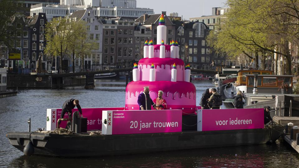 Netherlands Same-Sex Marriage-20 Years