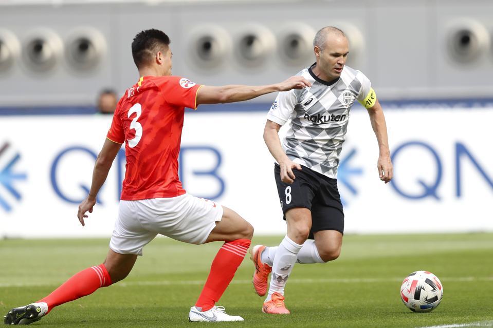 Guangzhou Evergrande v Vissel Kobe - Grupo G de la Liga de Campeones de la AFC