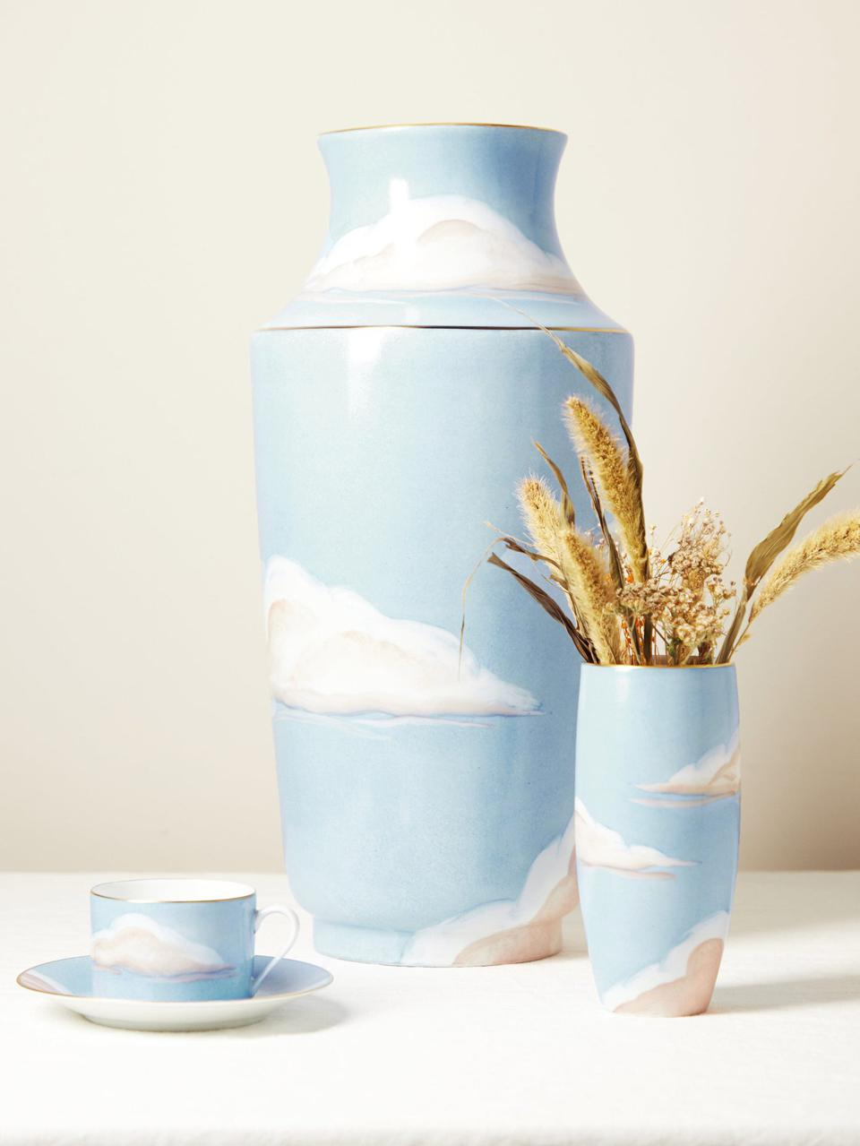 Athena Vase by Jonathan Hansen x Marie Daâge