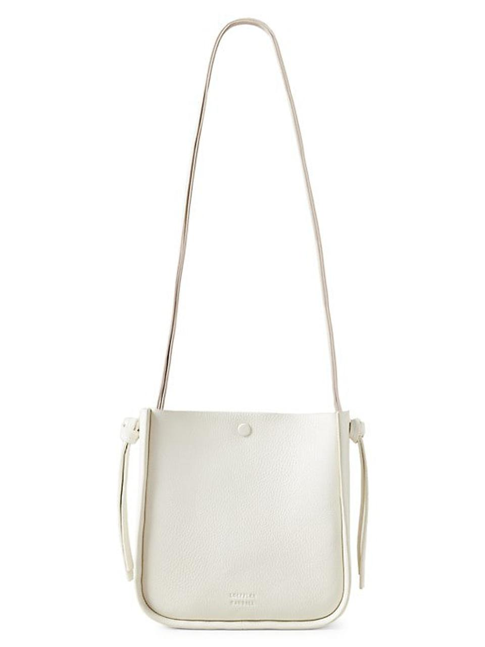 Loeffler Randall Turned Out Knot Crossbody Bag