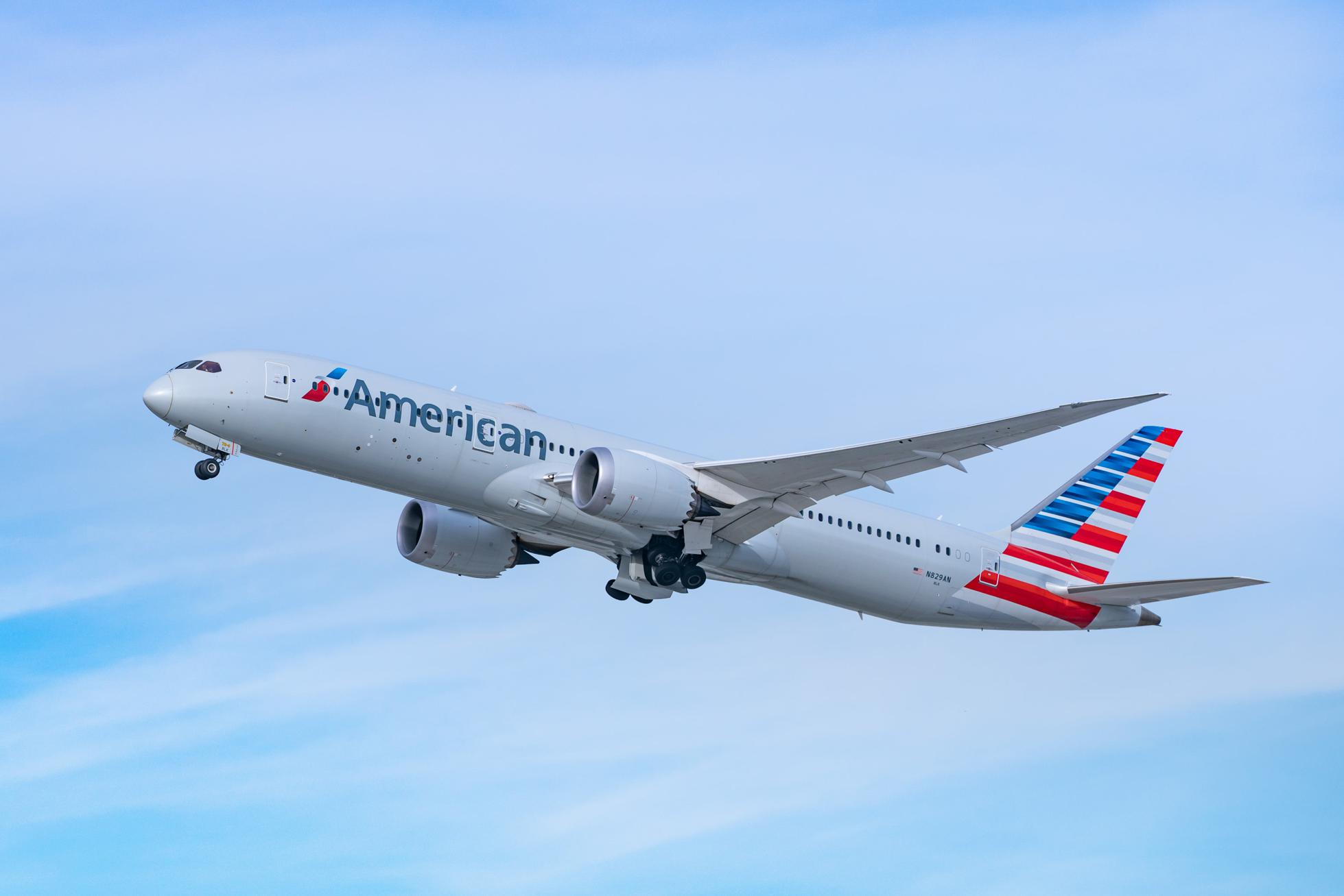 American Airlines Texas voting rights