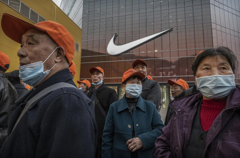 Western Brands Under Pressure In China Over Xinjiang Criticism