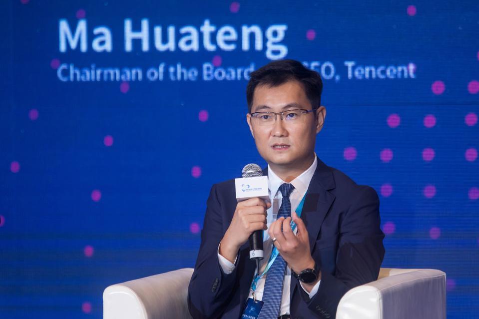 Key Speakers At Guangdong-Hong Kong-Macao Greater Bay Area Forum