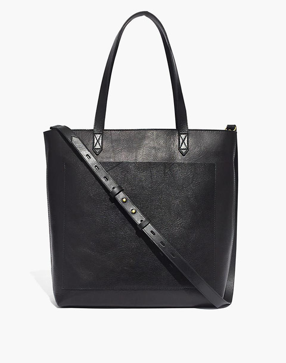 The Zip-Top Medium Transport Tote