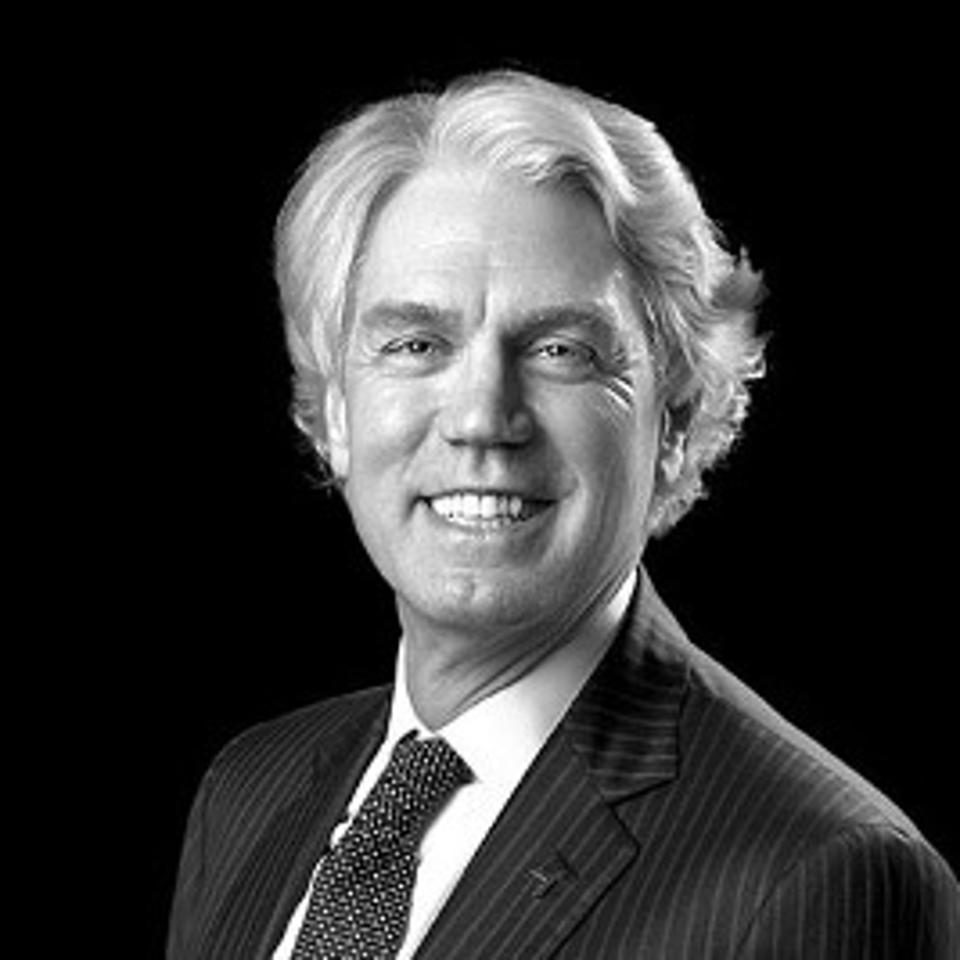 Portrait of man in business suit