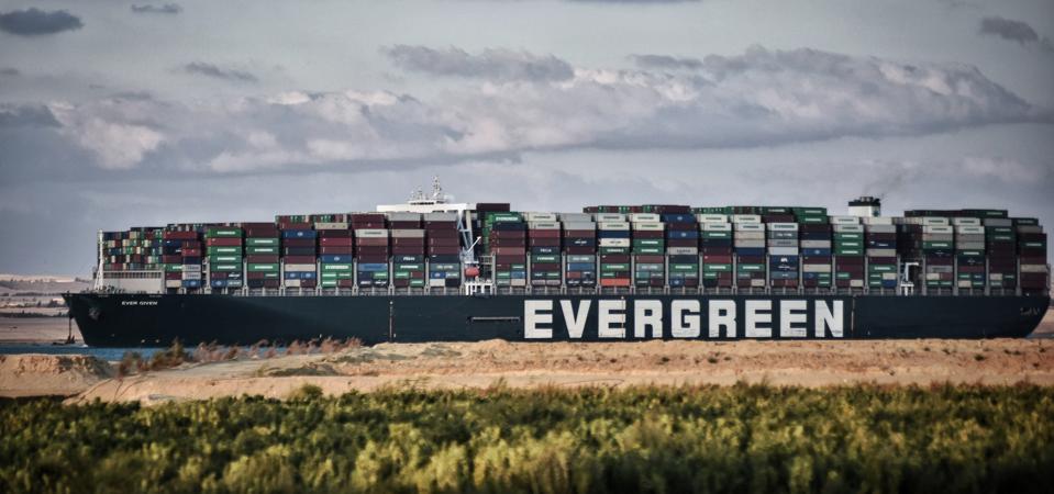Cargo ship stuck in Suez Canal freed