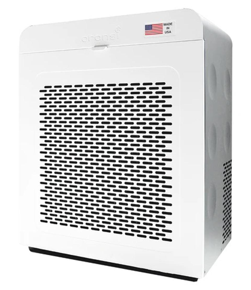 Oransi EJ120 Air Purifier in white