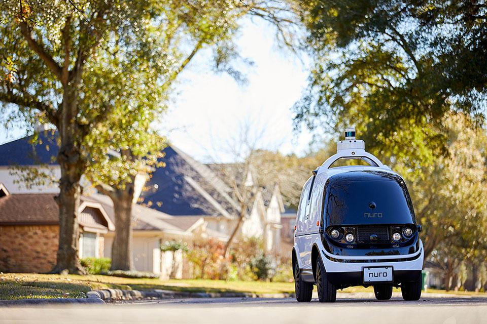 Autonomous delivery company Nuro