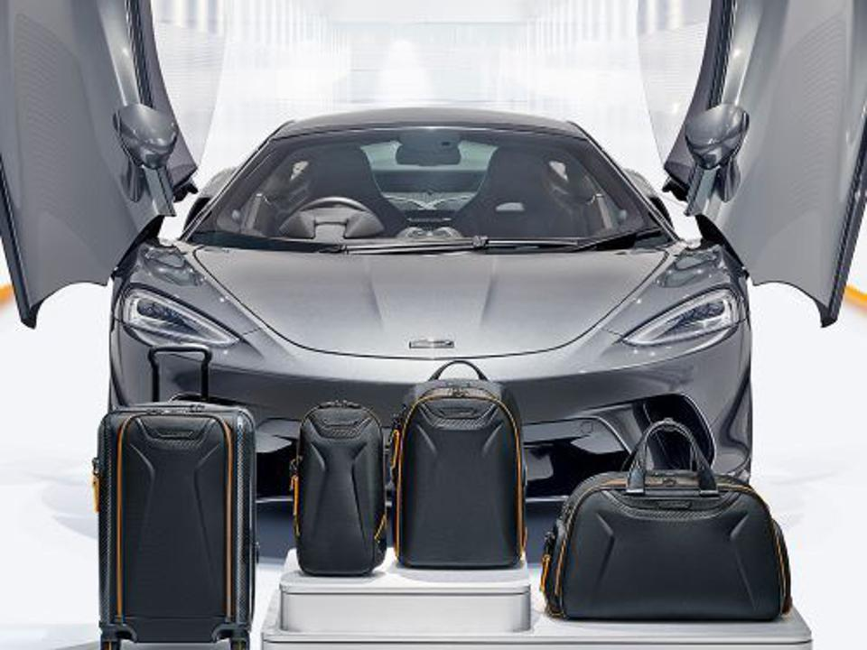 Tumi x McLaren