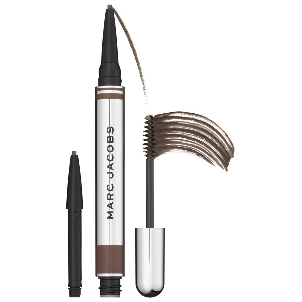 Refillable Beaut Products: Marc Jacobs Beauty Brow Wow Duo Powder Pencil and Tinted Gel