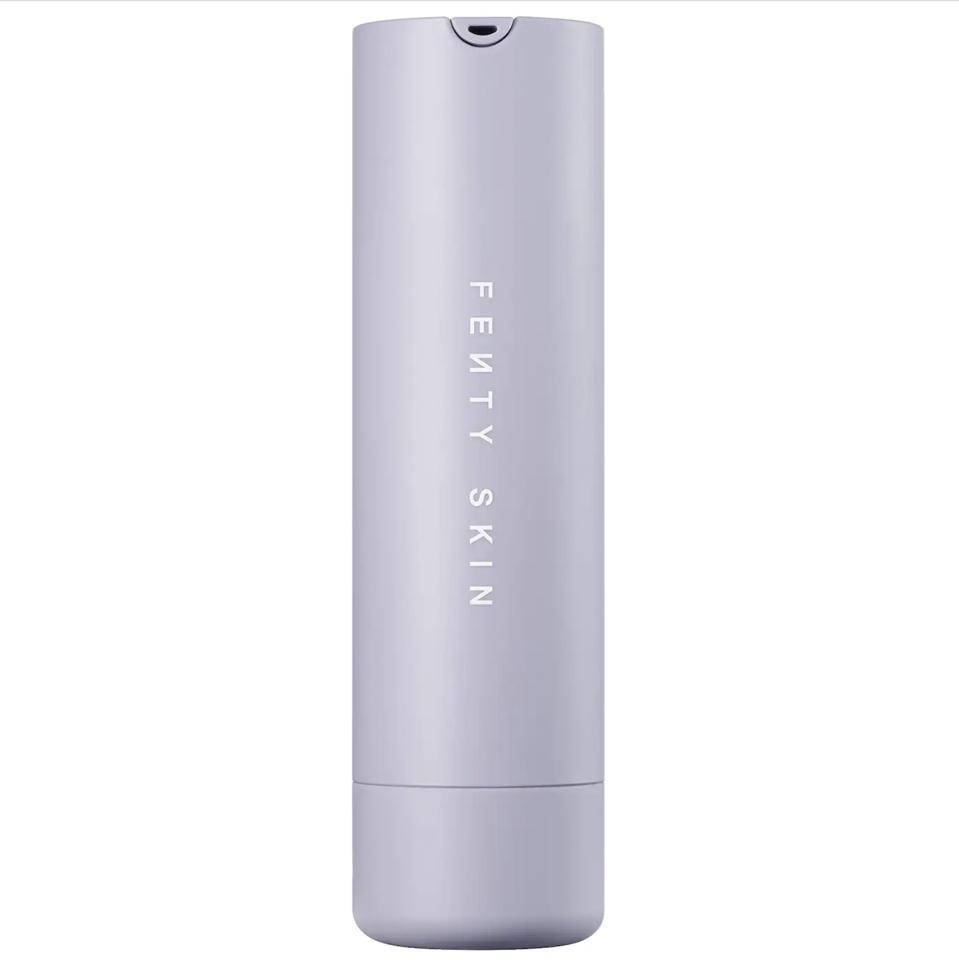 Best Refillable Beauty Product: Fenty Skin Hydra Vizor Invisible Moisturizer Broad Spectrum SPF 30 Sunscreen