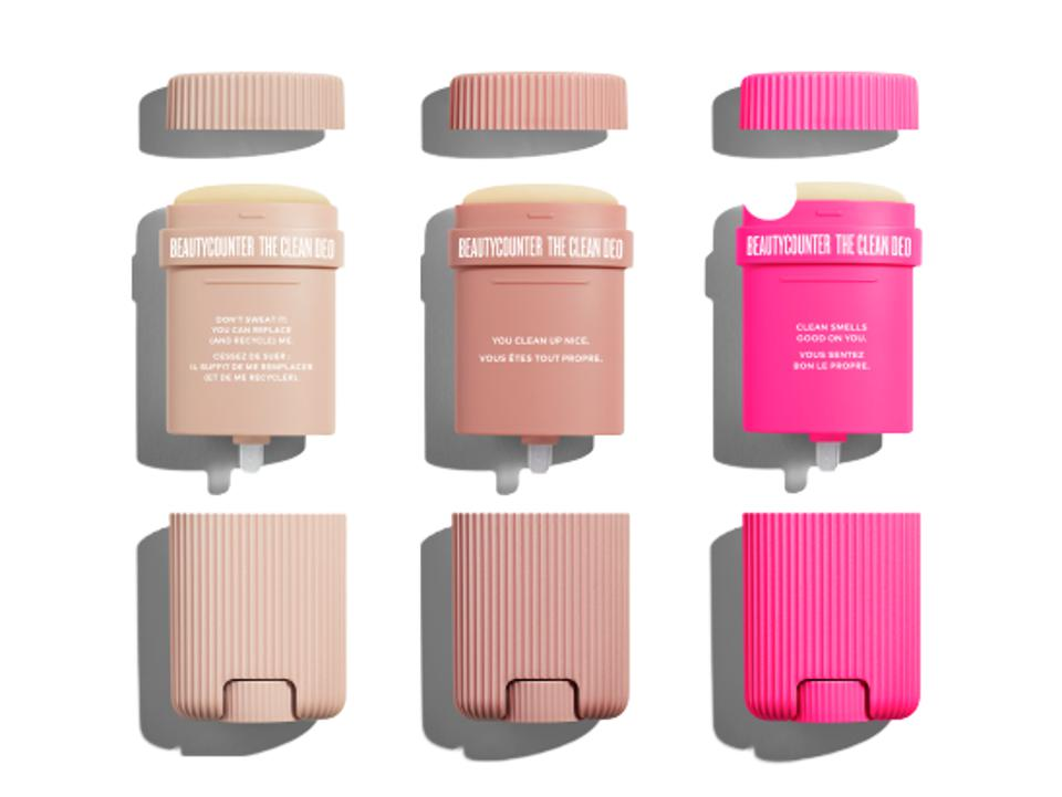 Best Refillable Beauty Products: Beautycounter The Clean Deo