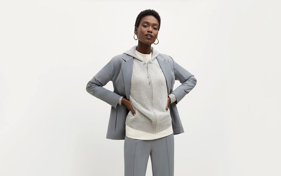 womans' pant suits: M.M. Lafleur Moreland Jacket
