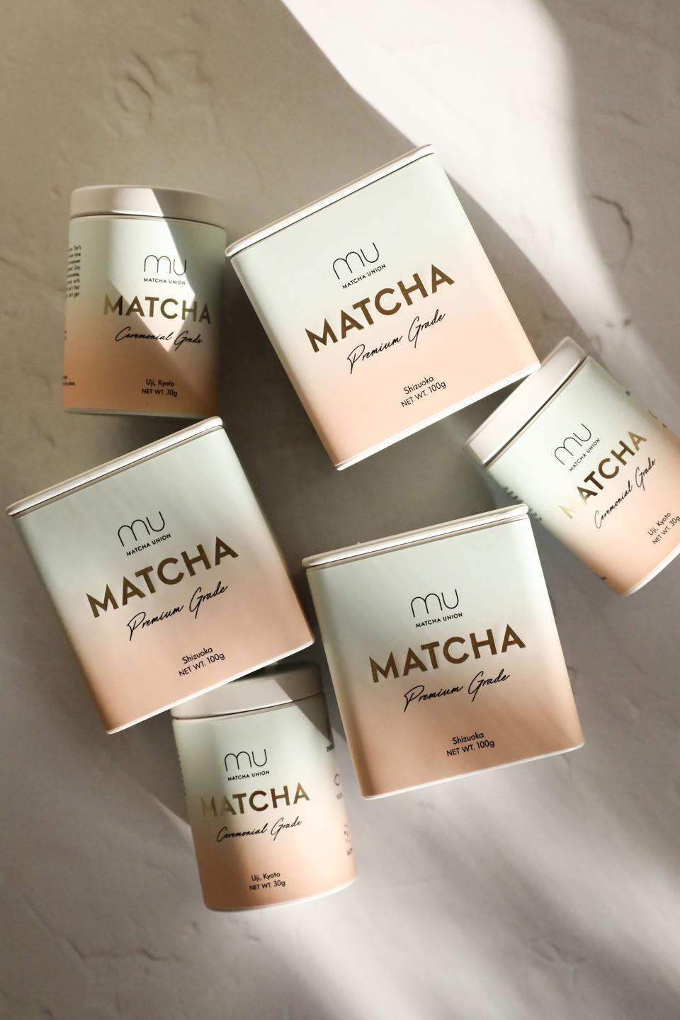 Products by Matcha Union