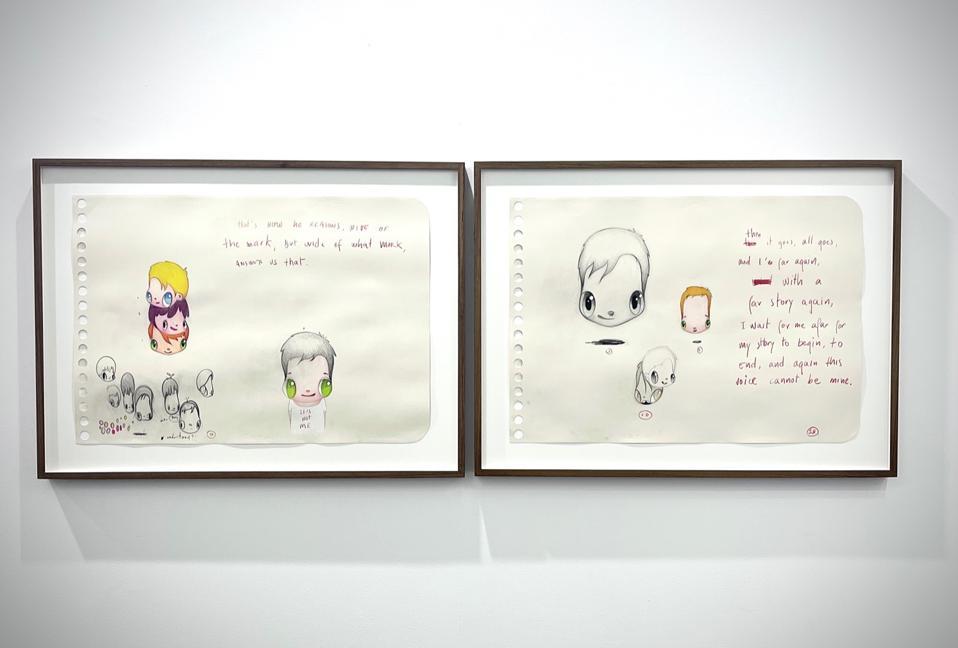 Javier Calleja via Gallery Justo / Giner (Marbella)
