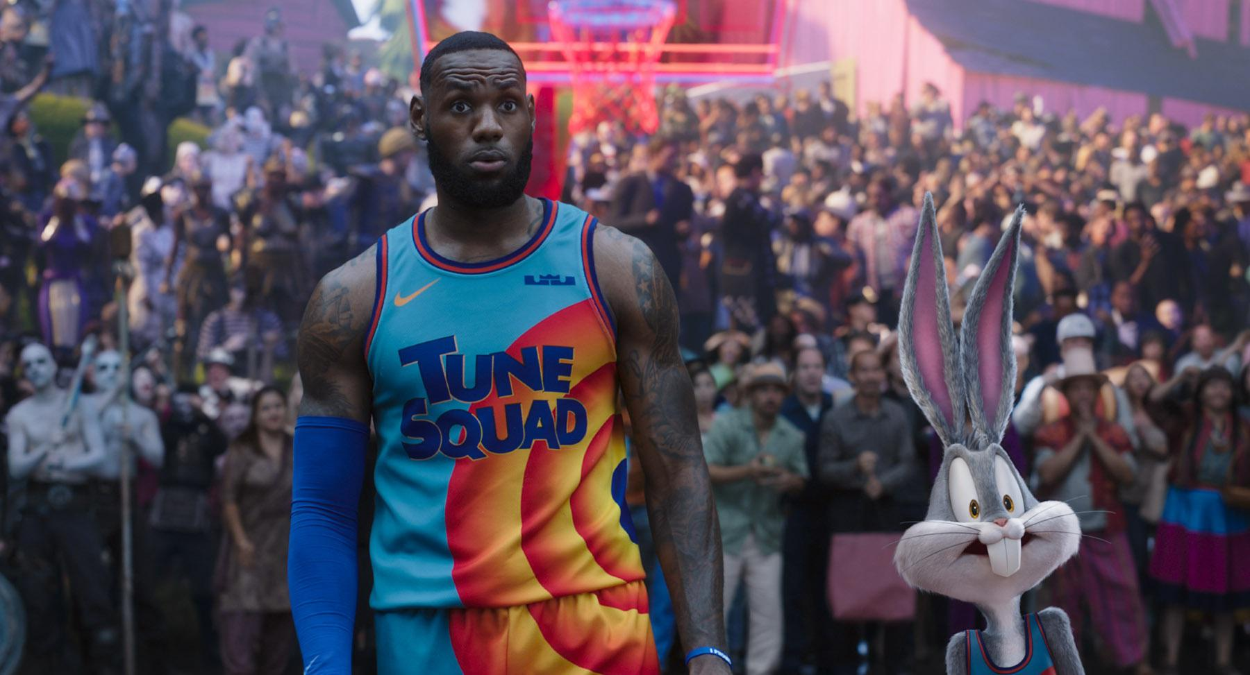 LeBron James Teams With Warner Bros. IP In 'Space Jam: A New Legacy' Trailer