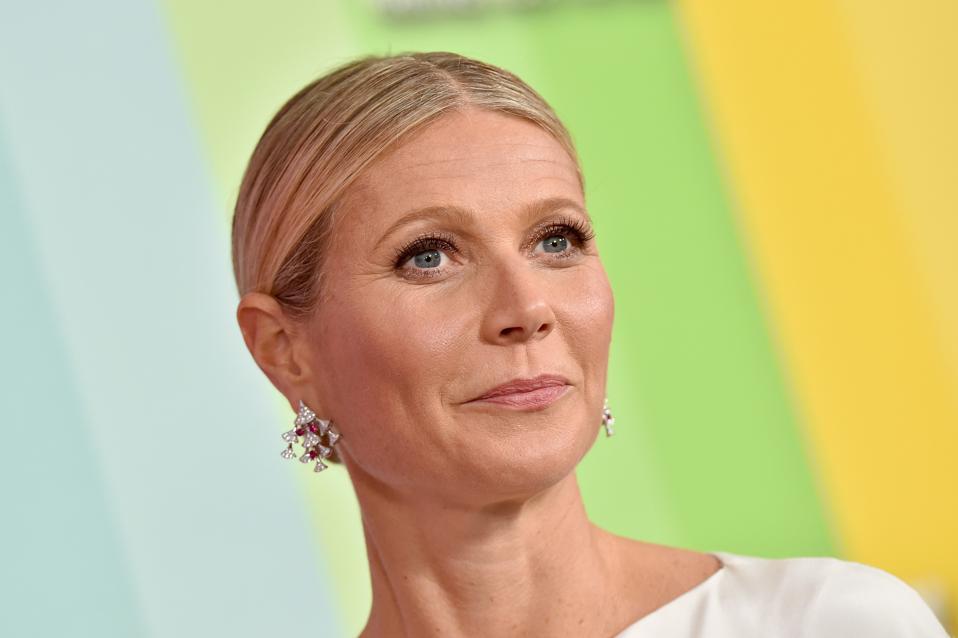 Gwyneth Paltrow sunscreen Vogue