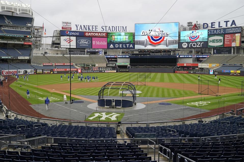 Blue Jays Yankees Baseball