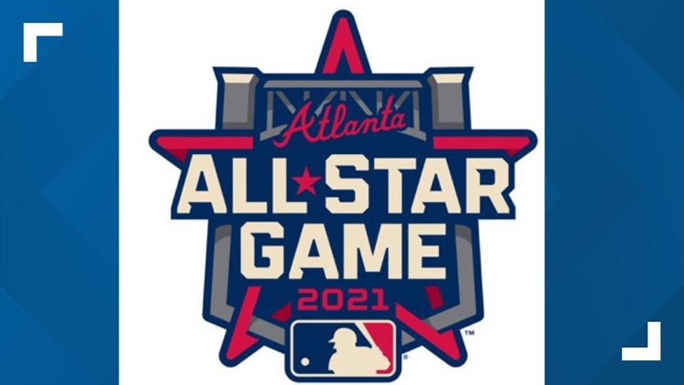 Atlanta All-Star Game 2021 logo