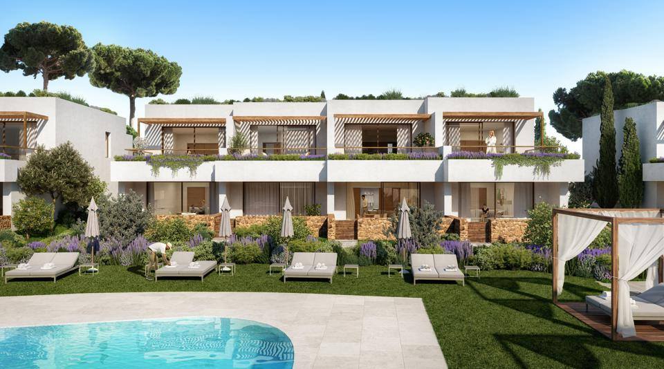 Garden suites at lux* La Baraquette Resort & Residences