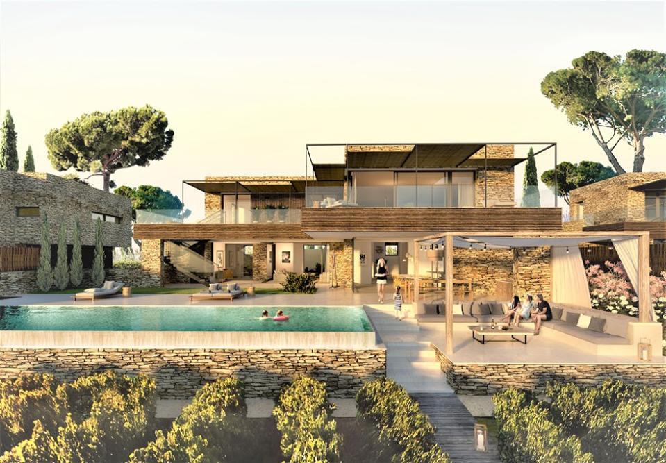 Villa at lux* La Baraquette Resort & Residences