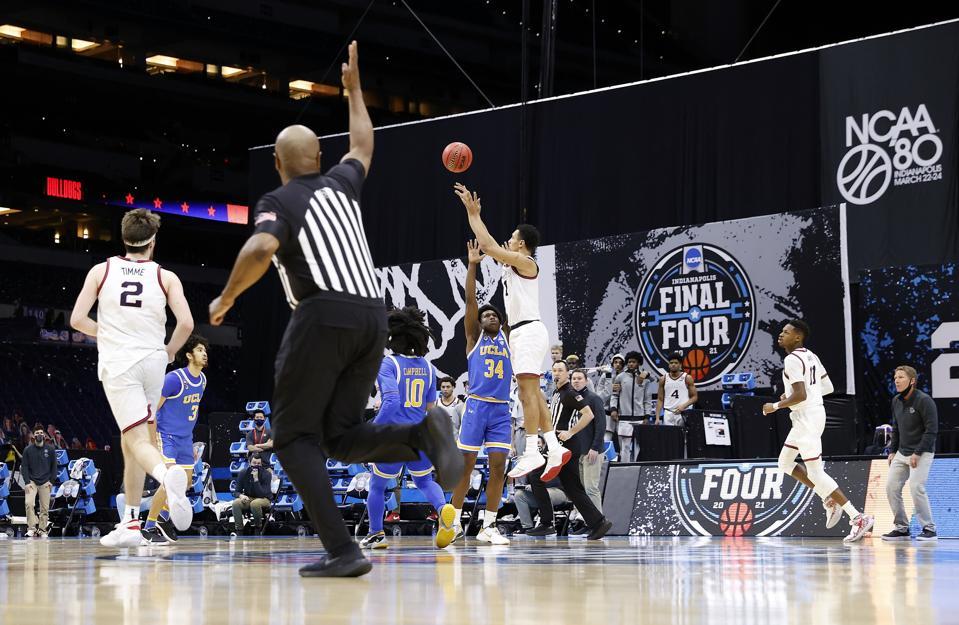 NCAA Men's Basketball Tournament - Final Four - UCLA v Gonzaga