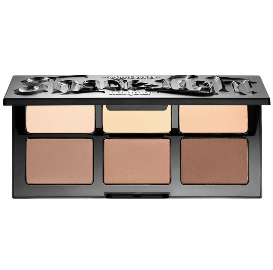 Best Refillable Beauty Products: KVD Shade + Light Contour Refillable Palette