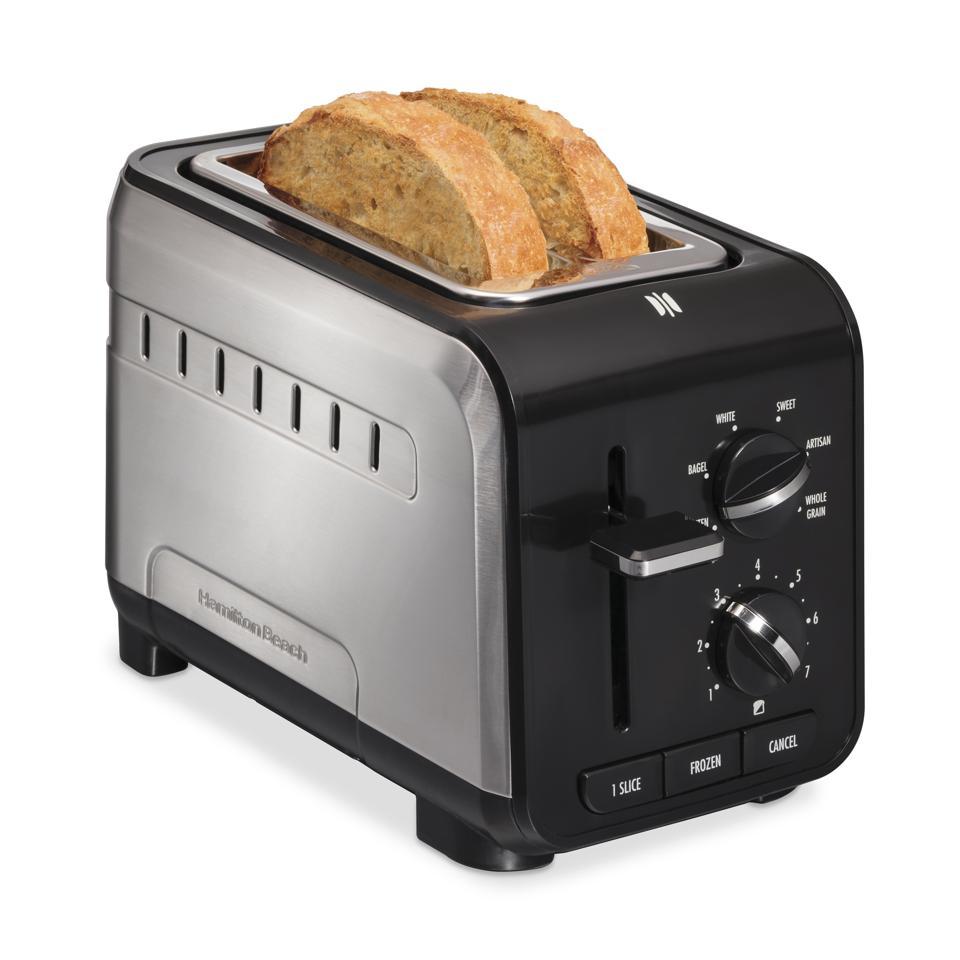 Hamilton Beach Expert-Toast 2 Slice Toaster