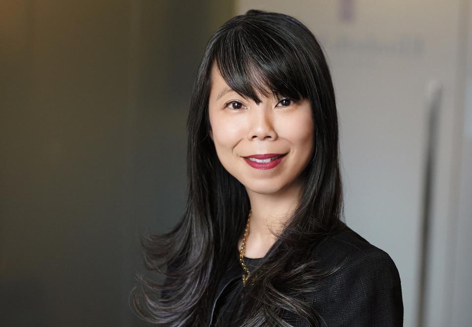 Olaplex CEO JuE Wong