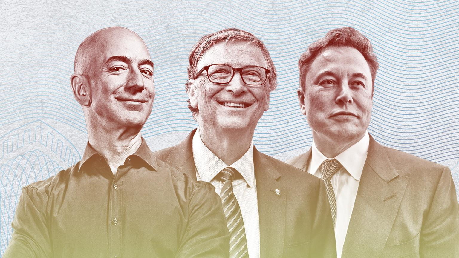 Richest American Billionaires