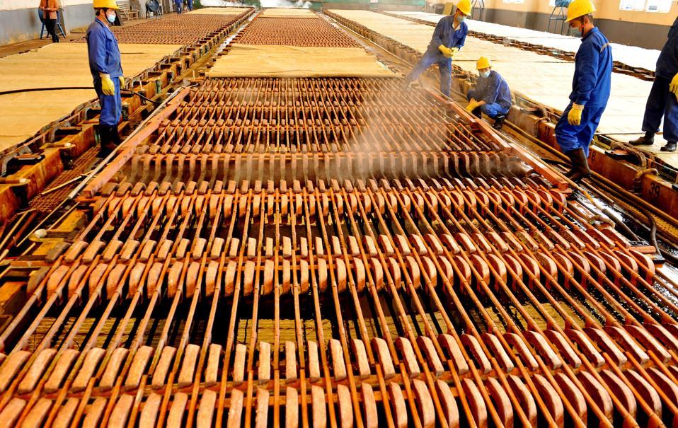 CHINA JIANGXI METAL PRODUCTION