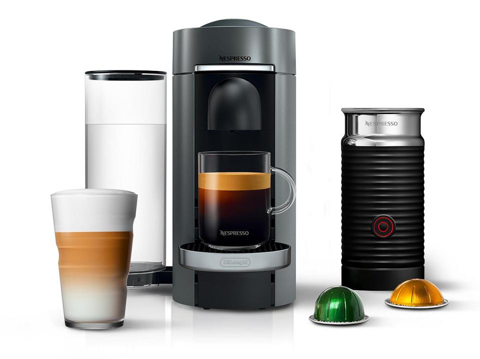 Best deals: Nespresso Vertuo Plus Deluxe Coffee & Espresso Maker