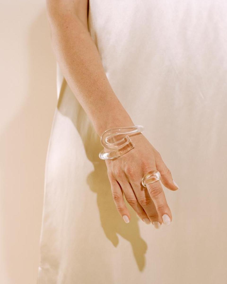 Loop Bracelet by Corey Moranis: