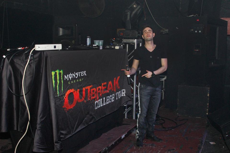 Monster Energy Outbreak College Tour - Phoenix, AZ