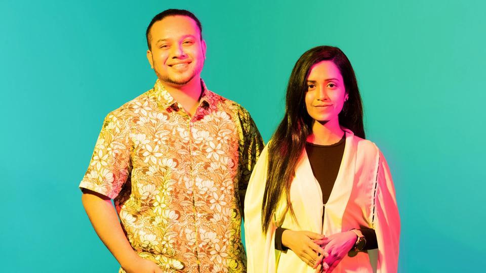 Rijve Arefin and Shomy Chowdhury, cofounders of Awareness 360.