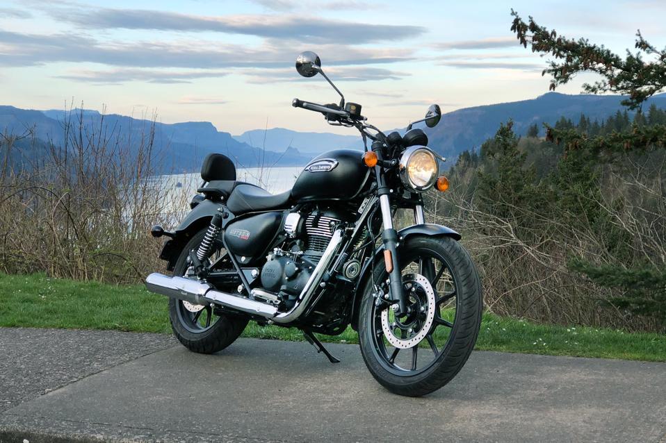 Royal Enfield Meteor 350 motorcycle